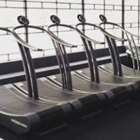 Fitness First use woodway