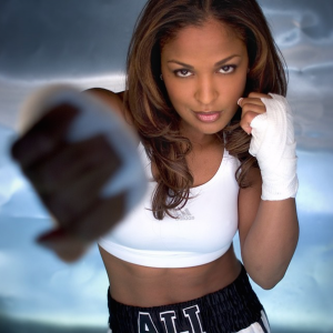 Laila Ali talks about Star Trac Boxmaster