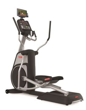 star trac fitness equipment cardio cross trainer S-CTx with PVS