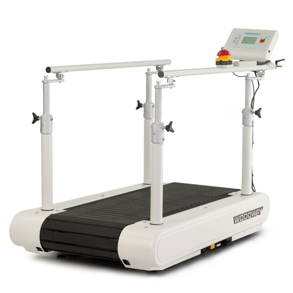 bari-mill woodway medical treadmill