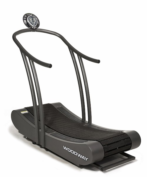woodway treadmills performance curve treadmill