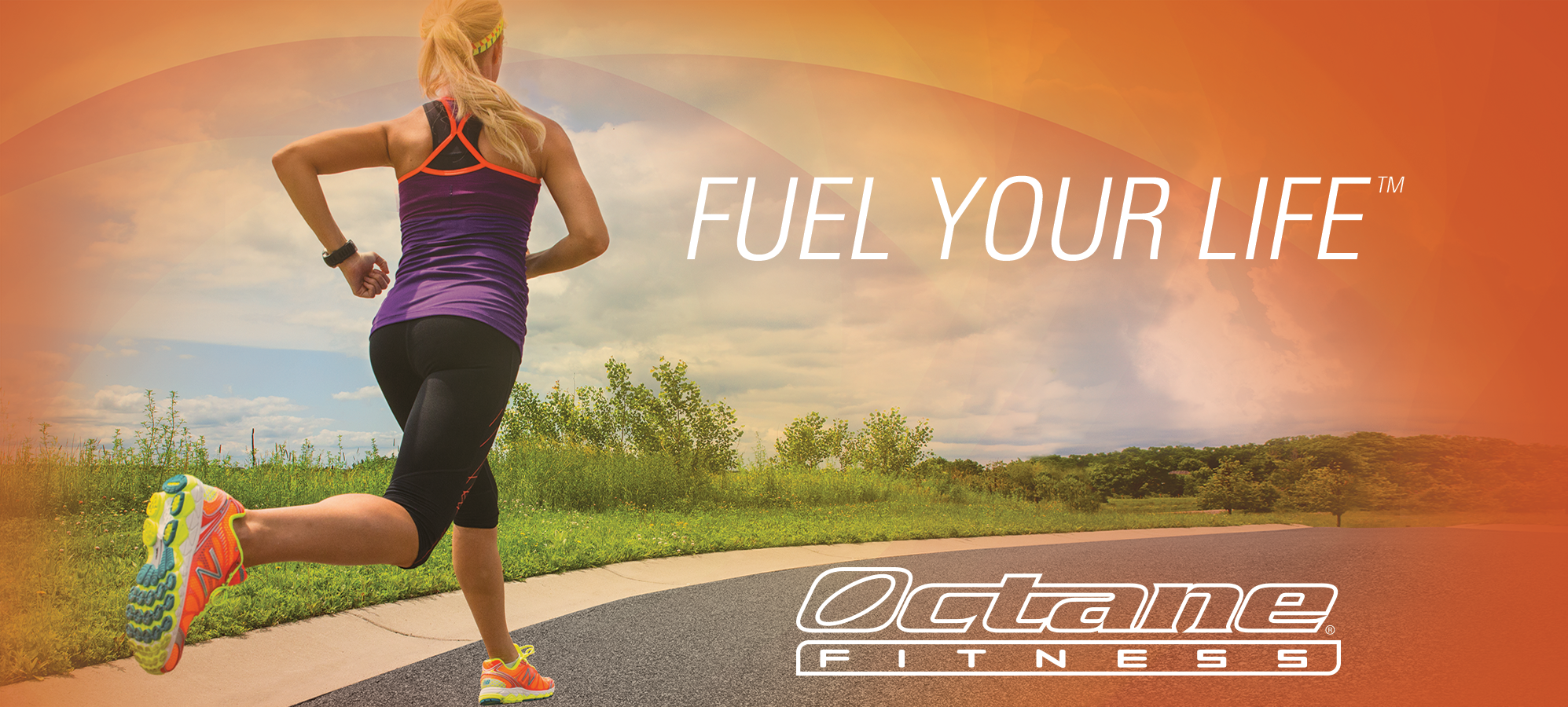 Octane Fitness Ellipticals Fuel your life