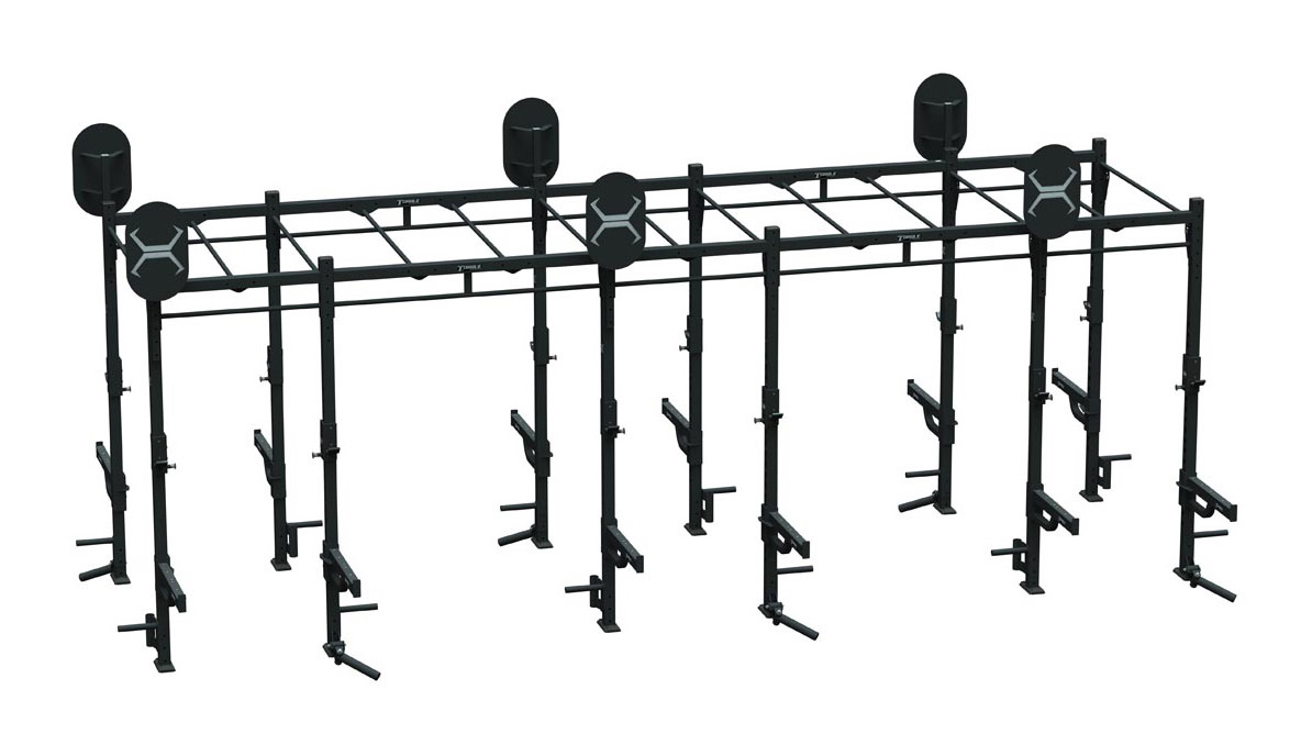 24 X 6 MONKEY BAR RACK A1 PACKAGE