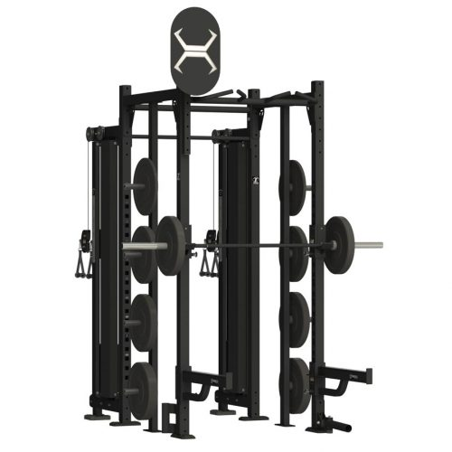 4 X 4 STORAGE CABLE RACK – X1 PACKAGE