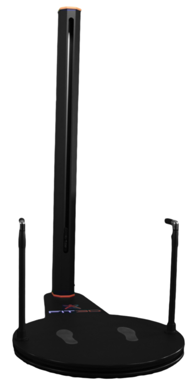 Fit3D Pro Scanner Tower