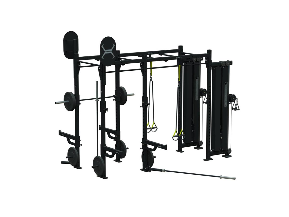 10 X 4 MONKEY BAR CABLE RACK X1 PACKAGE