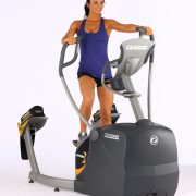 Lateral X Elliptical With Cross Circuit